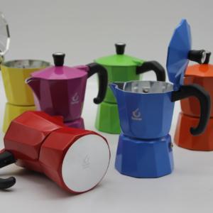 Caffettiere, teiere, bollitori